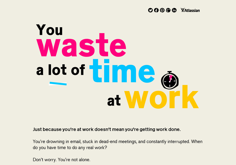 You-wast-a-lot-of-time-at-work