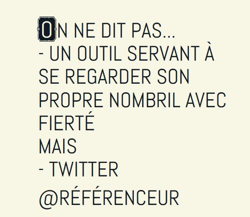 Referenceur